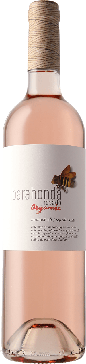 Bodegas Barahonda Rosé Organico 2020 Monastrell