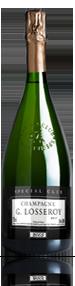 G. Losseroy Spécial Club Millésimé 1er Cru 2005 Pinot Noir