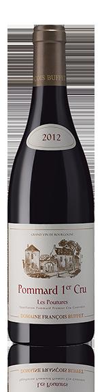 Domaine Buffet Poutures Pommard Premier Cru 2012 Pinot Noir