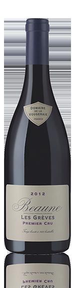 Dom De La Vougeraie Beaune Greves  2012 Pinot Noir