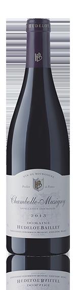 Dom Hudelot Baillet Chambolle Musigny 2013 Pinot Noir