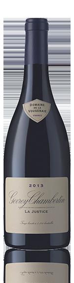 Domaine Vougeraie Gevrey Justice 2013 Pinot Noir