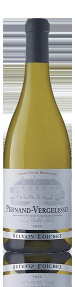 vin Sylvain Loichet Pernand Vergelesses 2012 Chardonnay