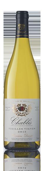 vin Domaine Dampt Chablis  2015 Chardonnay