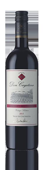 vin Don Cayetano Cabernet Sauvignon 2015 Cabernet Sauvignon