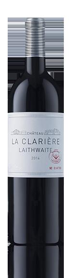 Château La Clarière Laithwaite 2014