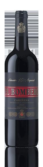 vin El Bombero 2015 Garnacha