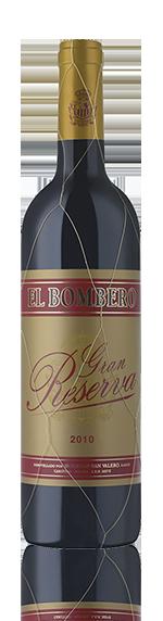 vin El Bombero Gran Reserva 2010 Garnacha