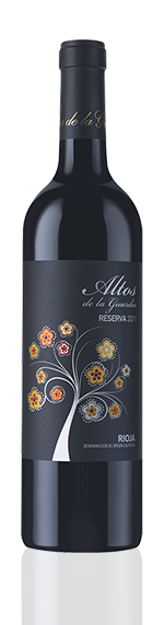 Altos De La Guardia Reserva 2011 Tempranillo