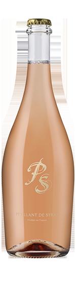 vin PS Pétillant de Syrah Rosé 2015 Syrah