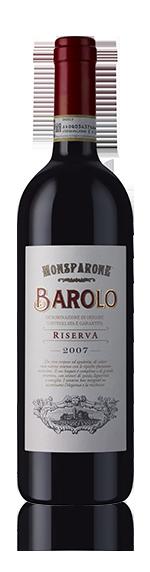 vin Monsparone Barolo Riserva  2007 Nebbiolo