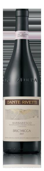 Dante Rivetti Barbaresco Bric' Micca 2008