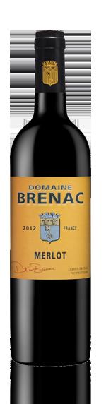 Domaine Brenac 2012 Merlot
