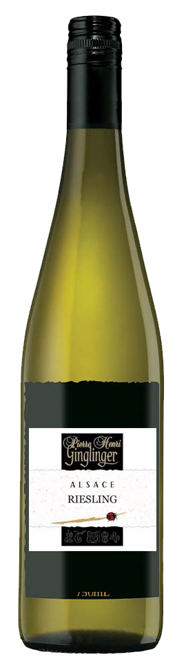Domaine Pierre Henri Ginglinger Riesling 2011 Riesling