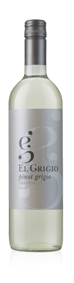 El Grigio Pinot Grigio 2016 Pinot Grigio