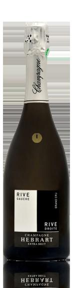 Jean-Paul Hebrart Rive Gauche Rive Droit 2006 Chardonnay