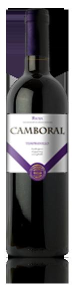 Camboral Rioja 2010 Tempranillo