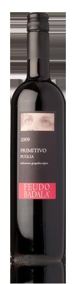 Feudo Badala Primitivo 2009 Primitivo