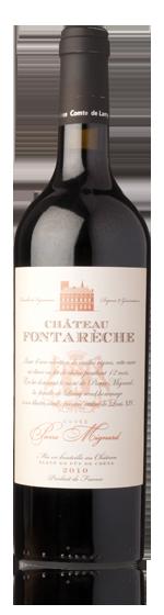 Château Fontarèche Cuvée Pierre Mignard Rouge 2010
