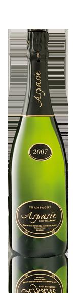 Ariston Aspasie Brut Millésimé 2007 Chardonnay