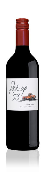 Kyburg Pick-up '53 Shiraz 2010 Shiraz