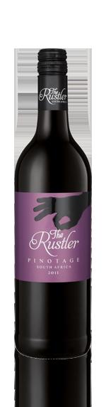 The Rustler Pinotage 2011 Pinotage