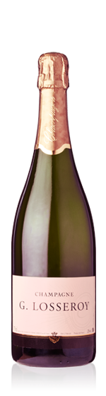 G. Losseroy Rosé Brut 1er Cru NV Pinot Noir