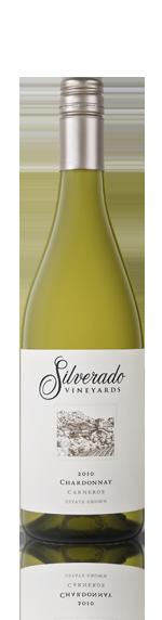 Silverado Vineyards Carneros Chardonnay 2011 Chardonnay