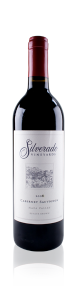 Silverado Vineyards Estate Cabernet Sauvignon 2008