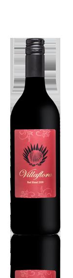 Villaflora Red Blend 2009 Merlot