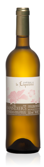 Domaine la Liquiere Les Amandiers Blanc 2011  Roussanne
