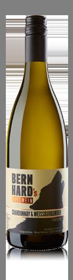 vin Bernhard Chardonnay + Weissburgunder 2015 Chardonnay