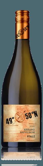 49/50 Riesling Sauvignon Pfalz 2016