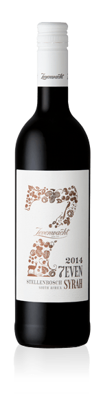 7even Bouquet Syrah 2016 Shiraz-Syrah