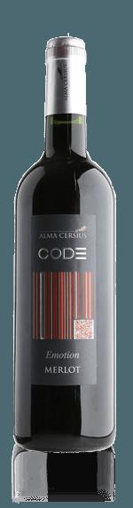 Alma Cersius Code Emotion Merlot Rouge 2016 Merlot