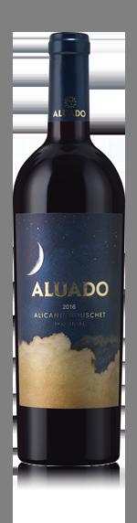 vin Aluado Alicante Bouschet 2016 Alicante Bouschet
