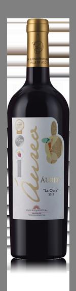 vin Aureo La Obra 2013 Malbec