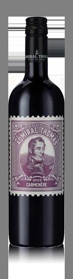 Admiral Thomas 2017