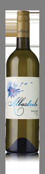vin Albastrele Pinot Grigio 2016 Pinot Grigio