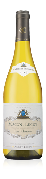 vin Albert Bichot Macon-Lugny Charmes 2015 Chardonnay