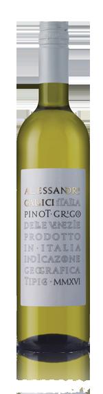 vin Alessandro Gallici Pinot Grigio 2016 Pinot Grigio