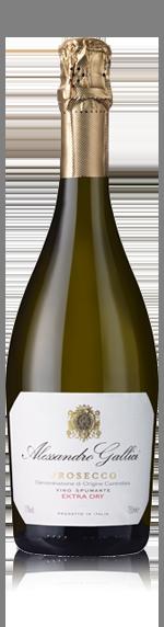 vin Alessandro Gallici Prosecco Nv (16) Glera