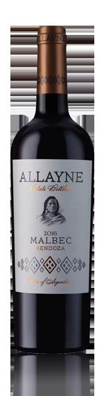 vin Allayne Malbec 2016 Malbec