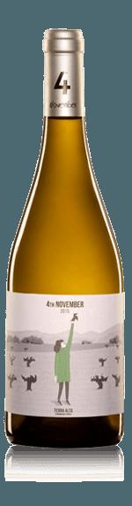 Altavins 4 de Noviembre Blanc 2017