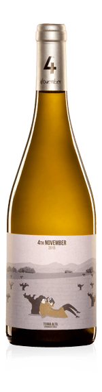 vin Altavins 4 de Noviembre Garnacha Blanca 2017 Garnacha Blanca