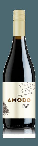 Amodo Pinot Noir Provincia di Pavia IGT 2018 Pinot Noir 100% Pinot Noir Lombardien