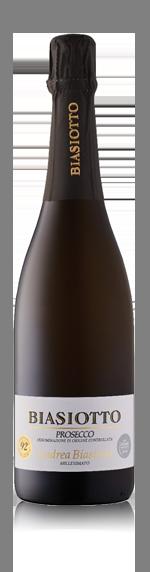 vin Andrea Biasiotto Prosecco Millessimato Extra Dry Glera