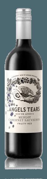 Angel Tears Merlot Cabernet Sauvignon Merlot 40% Merlot, 40% Cabernet Sauvignon, 15% Petit Verdot, 5% Shiraz Western Cape