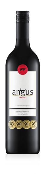 vin Angus The Bull Cabernet Sauvignon 2017 Cabernet Sauvignon