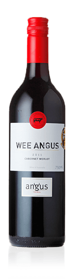 Angus The Bull Wee Cabernet Malbec 2017